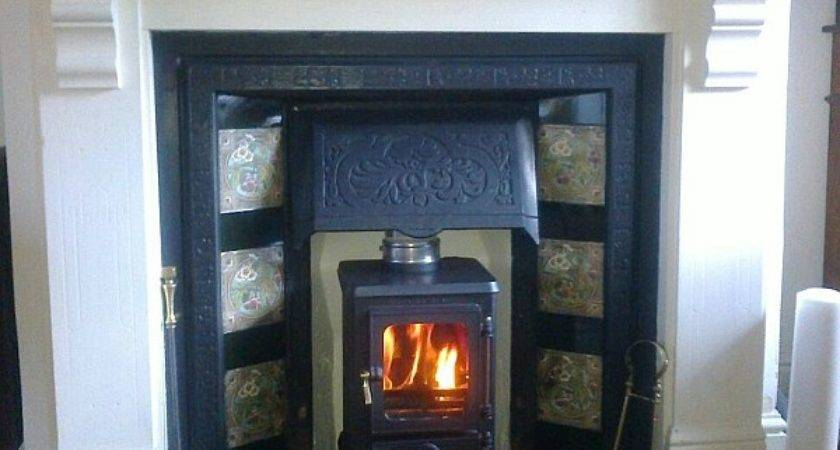 Fitting Log Burner Into Fireplace Hearth