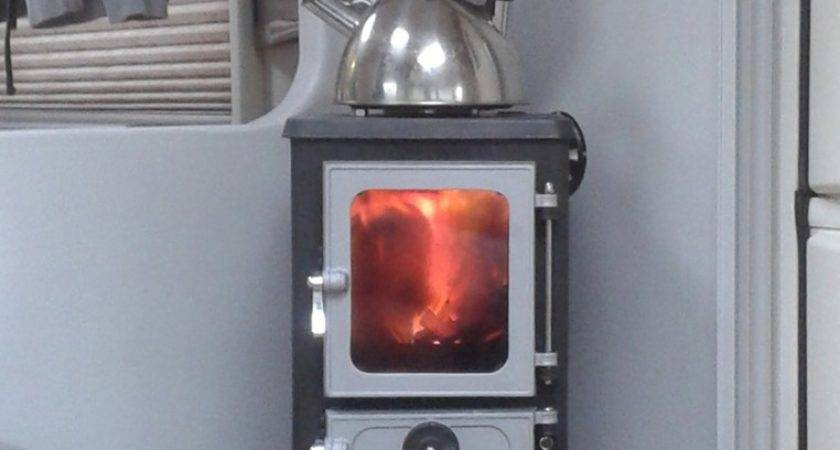 Fitting Small Stoves Vans Trailers