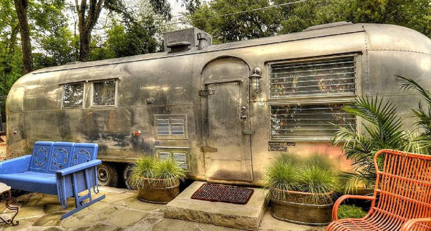 Five Awesome Backyard Rooftop Airstreams