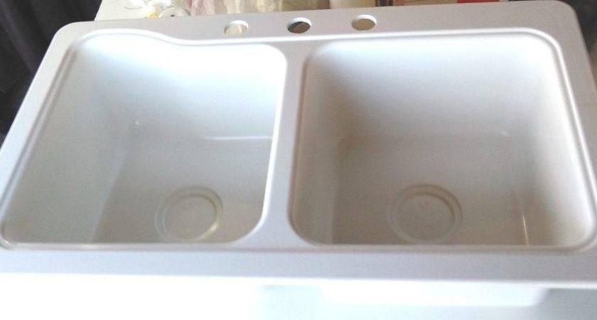 Fixtures Deep Designer Kitchen Sink