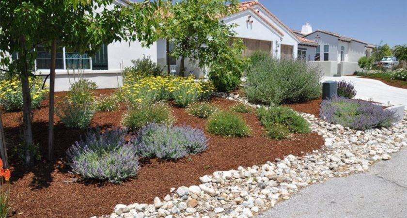 Flagstone Rock Landscaping Ideas Front Yard Best