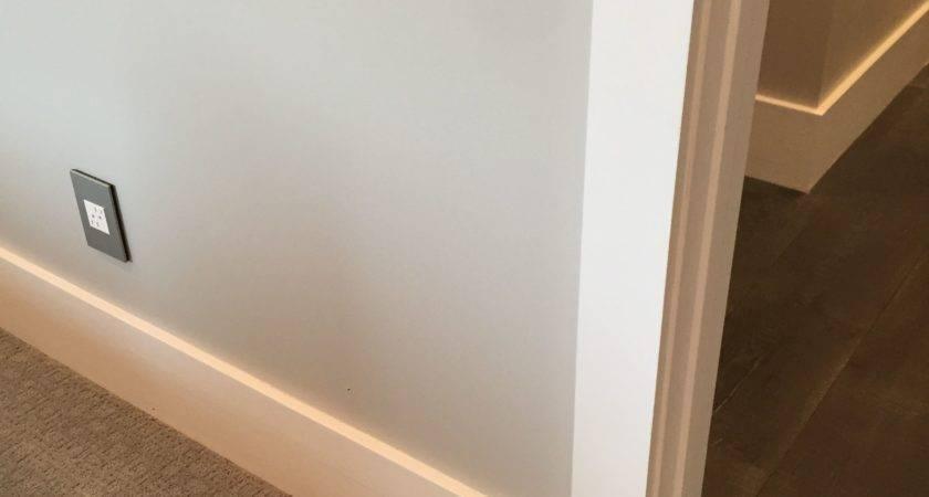 Flat Baseboards Door Casings Interior Barn Doors