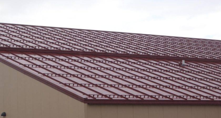 Flat Metal Roof Snow Guard