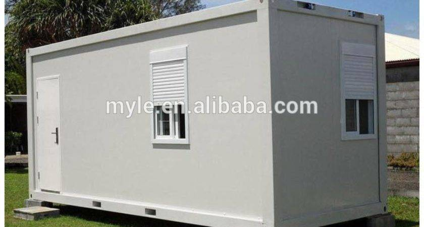 Flat Pack Mobile Home Garden House Container