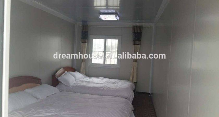 Flat Pack Mobile Living Container Houses Sale China