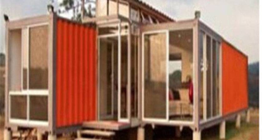 Flat Pack Prefabricated Prefab Shipping Container Mobile