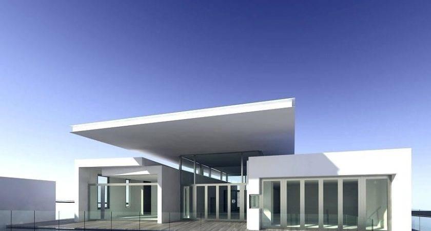 Flat Roof House Plans Ideas Processcodi