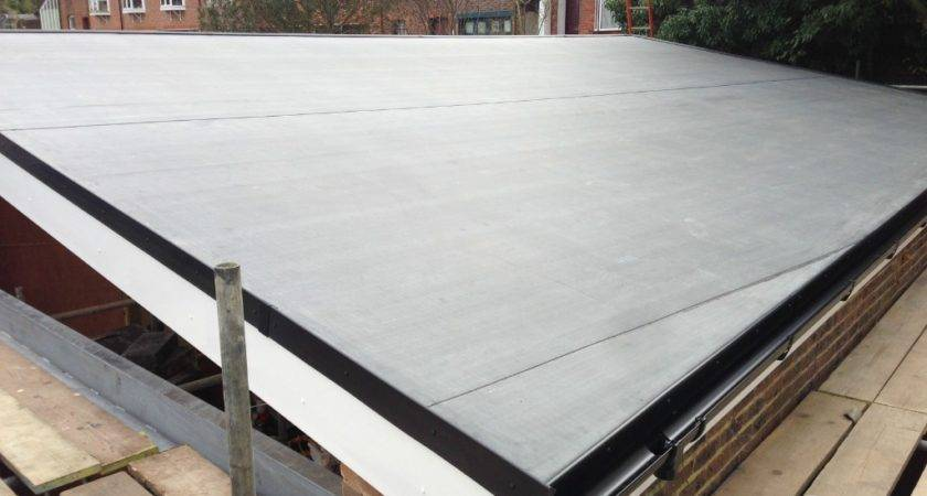 Flat Roof Systems Epdm Felt Fibreglass Call Today