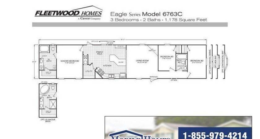 Fleetwood Eagle Mobile Home Sale