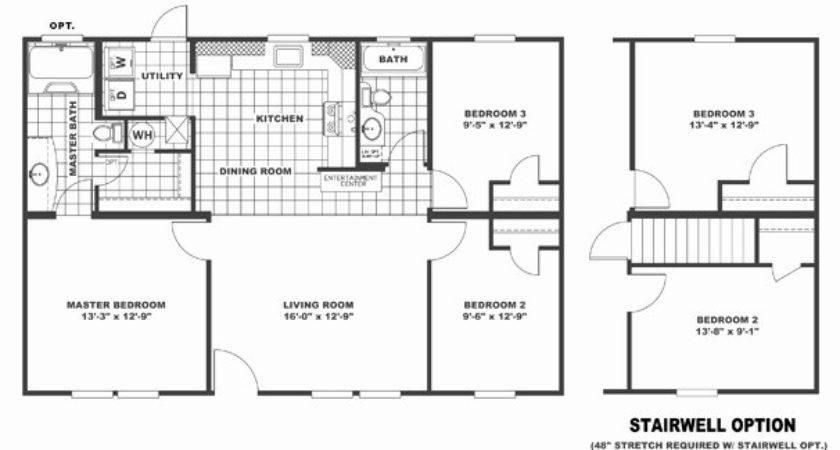 Fleetwood Mobile Home Floor Plans Best New