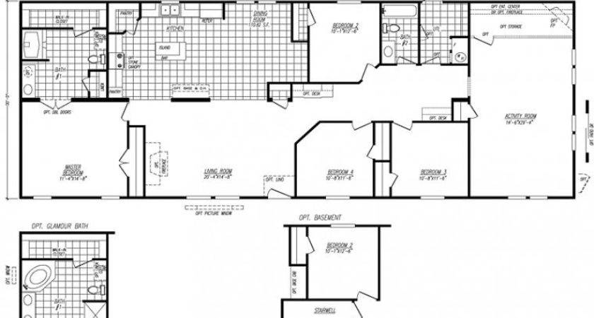 Fleetwood Mobile Home Floor Plans Prices