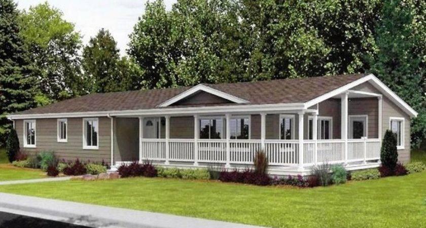 Fleetwood Triple Wide Mobile Home Floor Plans