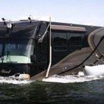 Floating Motor Homes Camping Land Sea