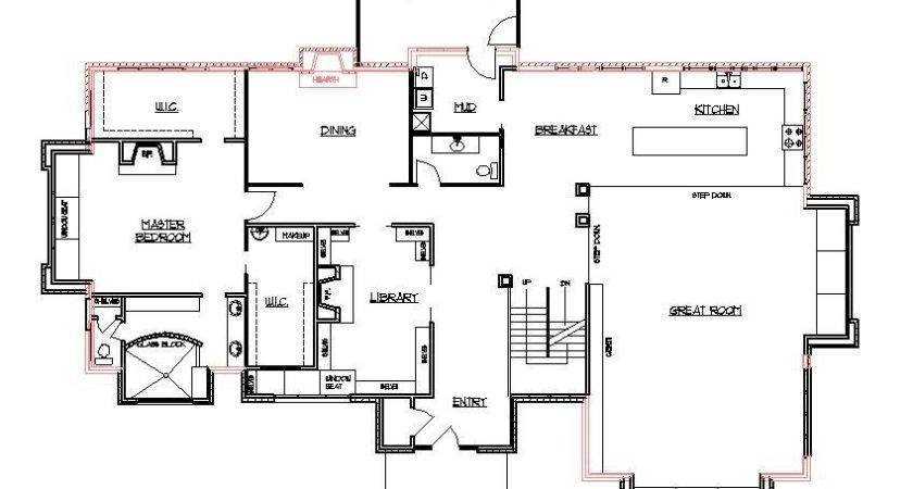 Floor Plan Ideas Home Additions Luxury Ranch House