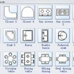 Floor Plan Symbols Powerpoint Youtube Furniture Linear