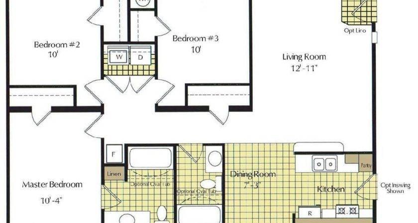 Floor Plans Ferris Homes Style Amenities