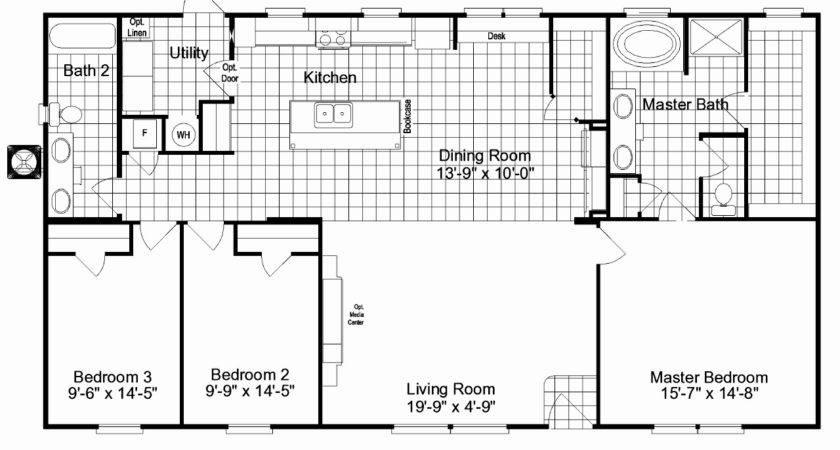 Floor Plans Fleetwood Manufactured Homes