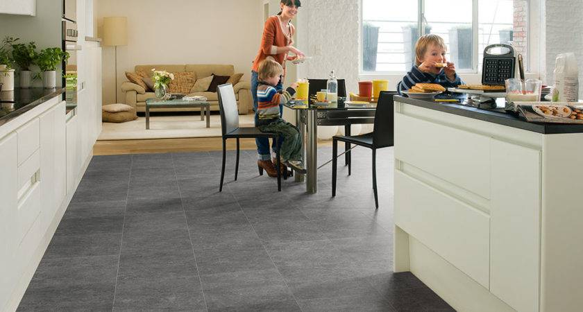 Floor Quick Step Arte Polished Concrete Natural Laminate