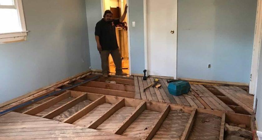 Floor Releveling Floors