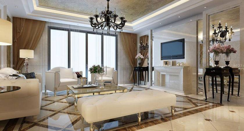 Floor Tiles Design Small Living Room