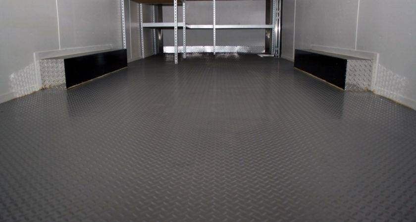 Floor Trailer Flooring Marine Adhesive Coverage Tips