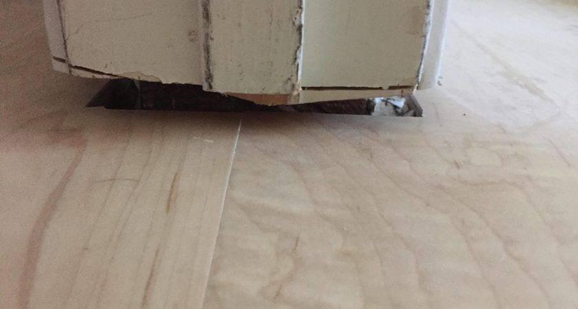 Flooring Door Jamb Molding Too Short After Replacing