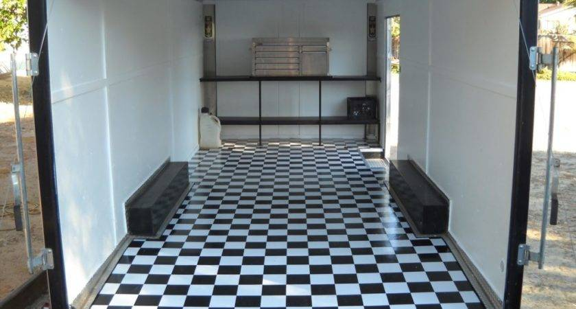 Flooring Enclosed Trailers Gurus Floor