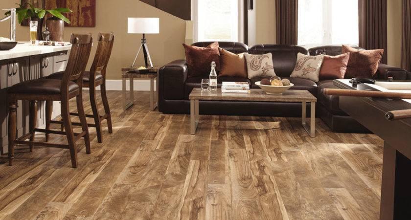 Flooring Ideas Canadian Maple Wood Look Vinyl Floor Plank