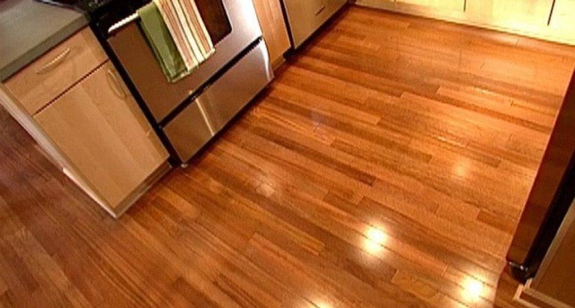 Flooring Options Kitchens Hgtv
