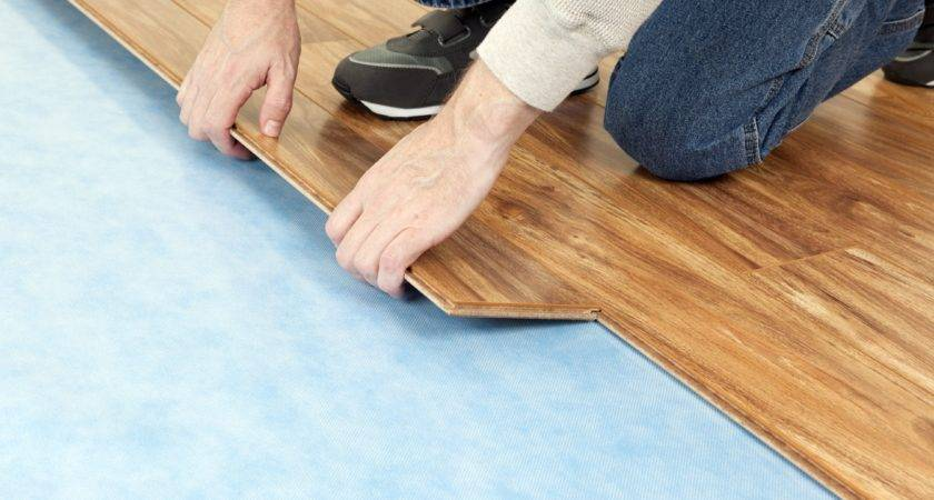 Flooring Underlayment Materials Applications