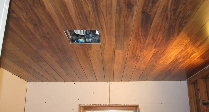 Flooring Used Ceiling Laminate
