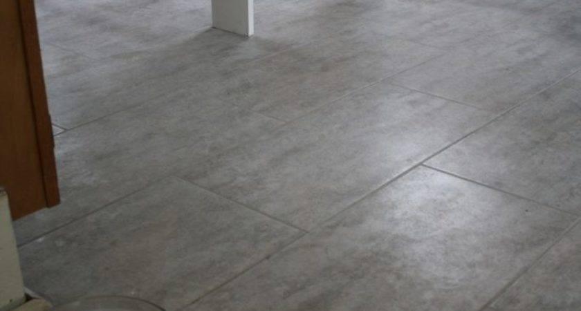 Flooring Vinyl Plank Kitchen Install