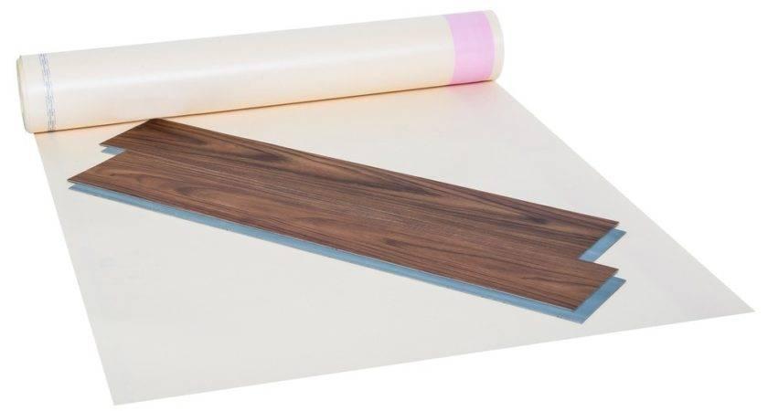Floormuffler Lvt Ultraseal Luxury Vinyl Underlayment