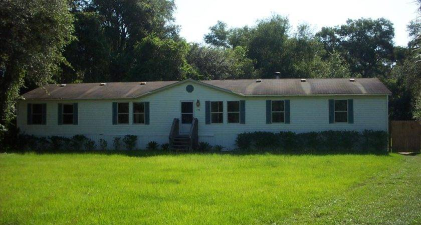 Florida Mobile Home Own Land Trovit Homes Bestofhouse