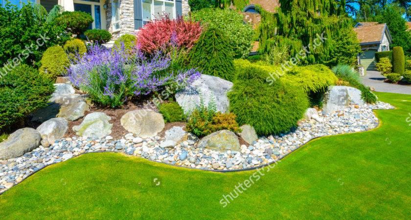Flowers Landscape Design Beatiful