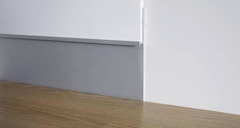 Flush Wall Skirting Boards