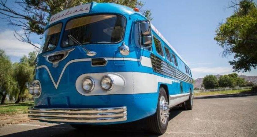 Flxible Clipper Bus Motorhome Conversion Sale