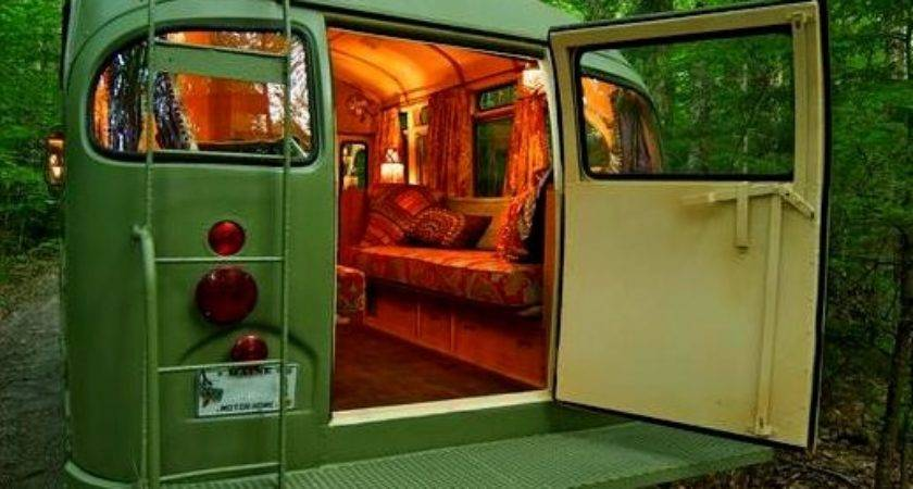 Flying Tortoise Tiny Bus Converted Into Beautiful