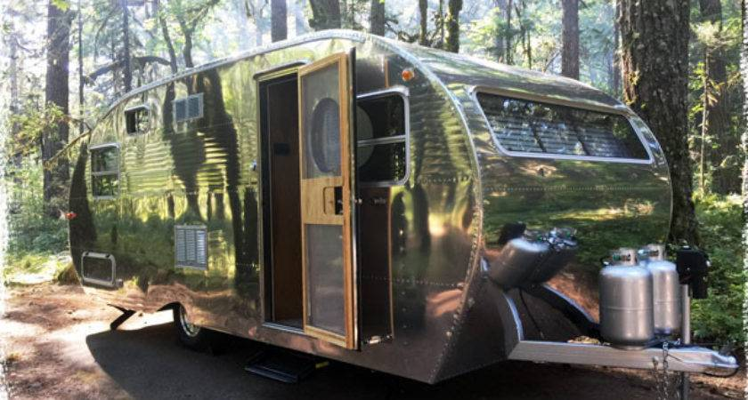 Flyte Camp Vintage Trailers Restorations