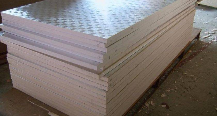 Foam Board Insulation Price Fire