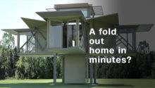 Fold Out Home Minutes Video Tech Future
