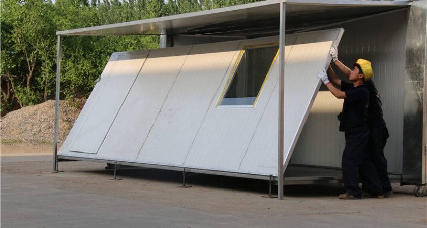 Folding House Hebei Baofeng Steel Structure Ltd