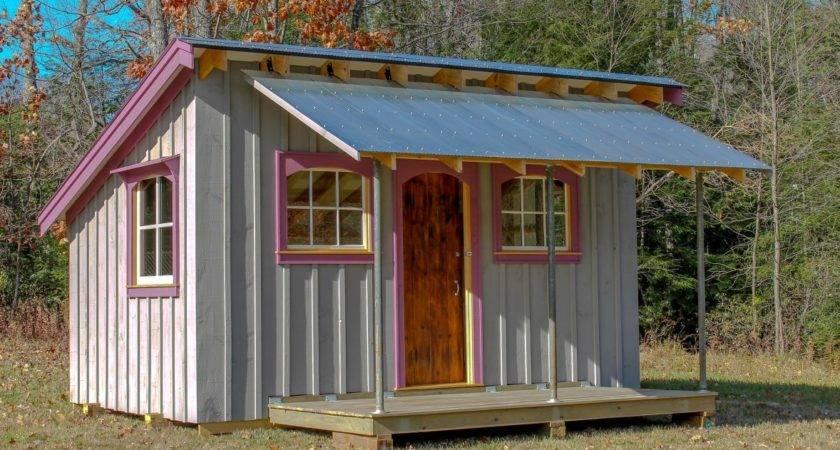 Folding Porch Folly Hobbitatspaces