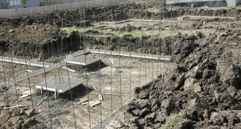 Footings Pier Pads Flickr Sharing