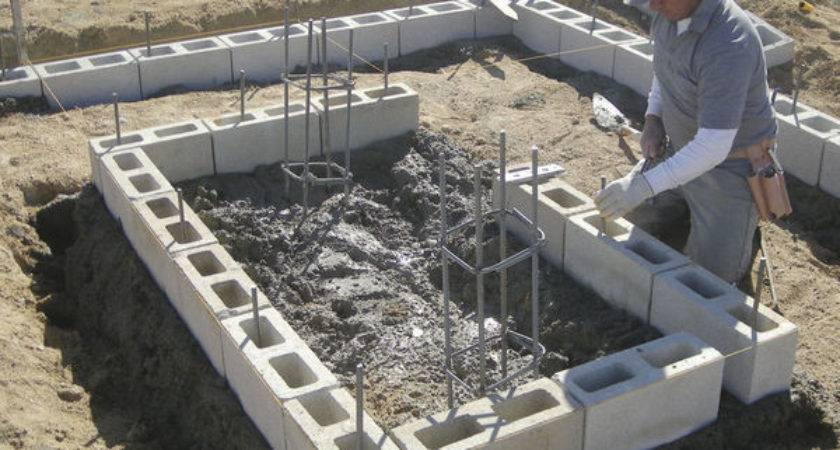 Footings Started Observatorio Ballona