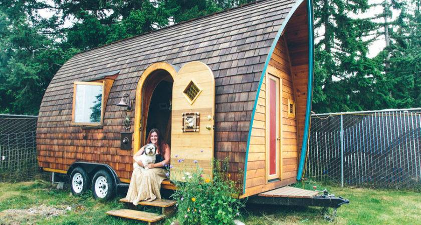 Fortune Cookie Tiny House Swoon
