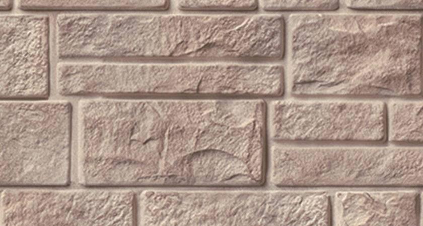 Foundry Inch Vinyl Stone Panels