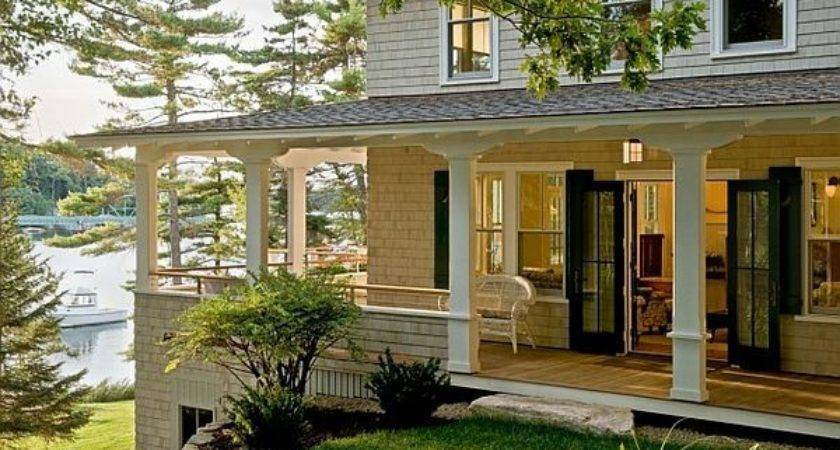 Four Beautiful Porches Design Ideas