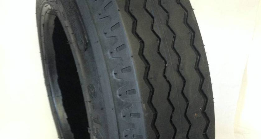 Four New Trailer Tire Ply Rated Heavy Duty
