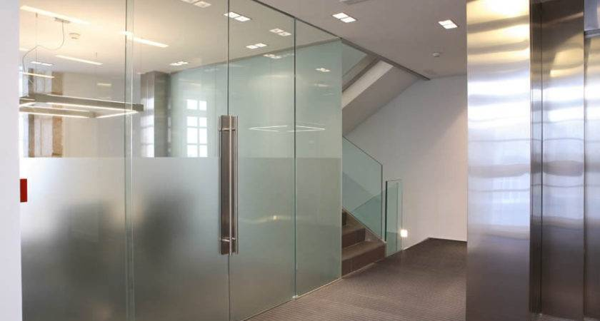 Frameless Glass Doors West Sussex